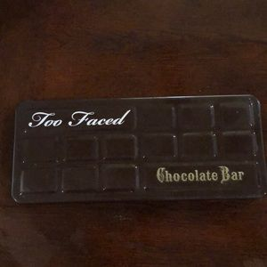 Two Face Chocolate Bar